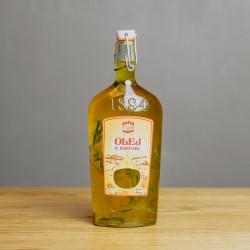 Olej z rzepaku z ziołami,...